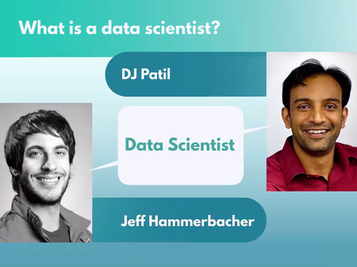 با Data Scientist آشنا شوید
